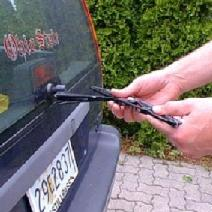Replace Wiper Blades Image