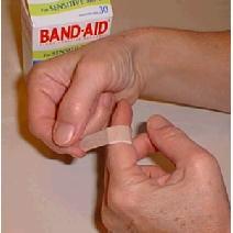 Apply Band-Aid Image